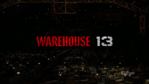 Warehouse 13 [Série] HeadW13