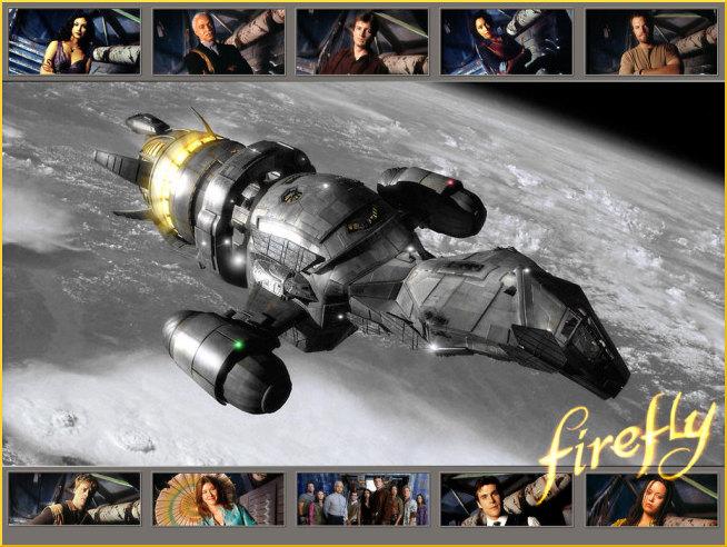 Firefly + Serenity Firefly1